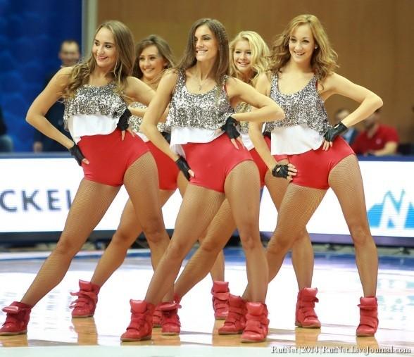ЦСКА – «Маккаби». Фоторепортаж